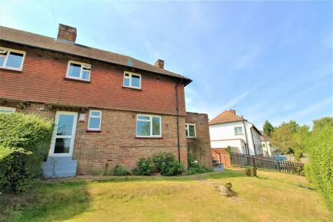 Rabies Heath Road, Bletchingley, Redhill, Surrey. RH1 4PN. 3 bedroom semi-detached house