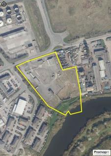 Private Road No 3, Colwick Industrial Estate, Colwick, Nottingham. Land for sale