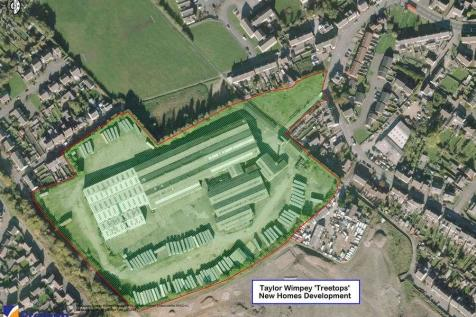 Former Montracon Site, Thorn Street, Woodville, Swadlincote, Derbyshire, DE11 7DN. Land for sale