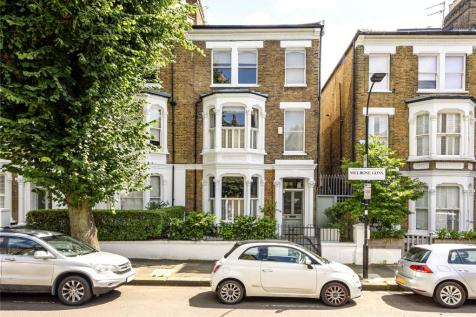 Melrose Gardens, London, W6. 5 bedroom end of terrace house for sale