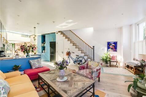 Sulgrave Road, London, W6. 4 bedroom terraced house