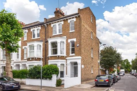Sterndale Road, London, W14. 5 bedroom end of terrace house for sale