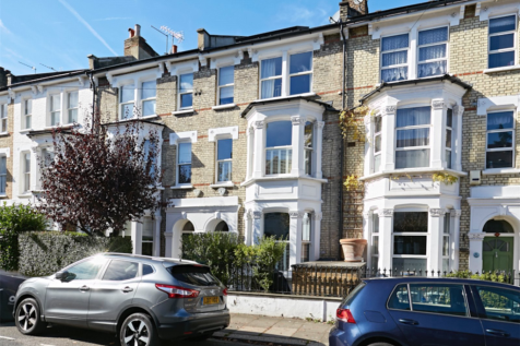 Davisville Road, London, W12. 5 bedroom terraced house for sale
