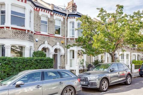 Ethelden Road, London, W12. 4 bedroom terraced house