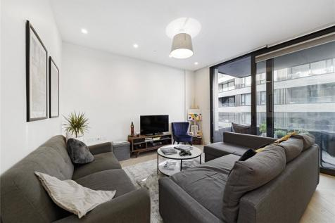 Wood Crescent, Television Centre, White City, London, W12. 1 bedroom apartment