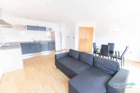 West One City, 10 Fitzwilliam Street, S1 4JF. 2 bedroom flat