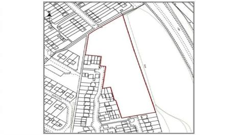 Lamphouse Way, Newcastle Under Lyme, Staffordshire, ST5. Land for sale