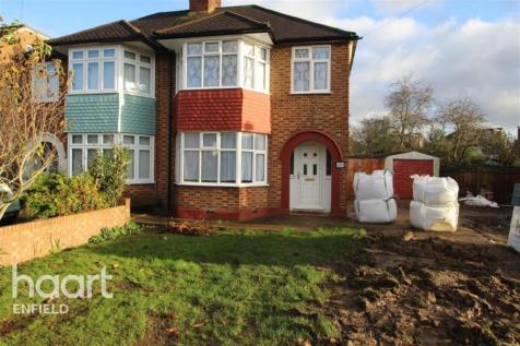 Willow Road, EN1. 4 bedroom terraced house