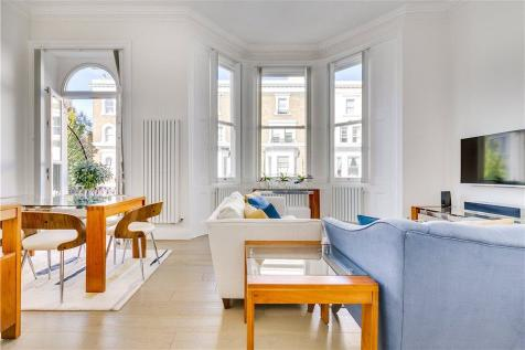 Nevern Place, London, SW5. 2 bedroom flat for sale