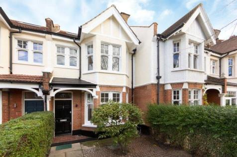 London, SW18. 4 bedroom terraced house for sale
