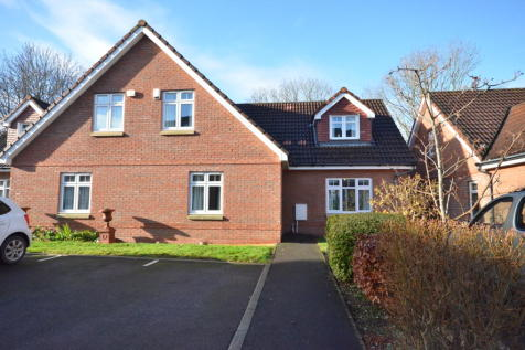 2 Kinglake Drive, Blagdon Village, Taunton, Somerset, TA1. 3 bedroom retirement property for sale