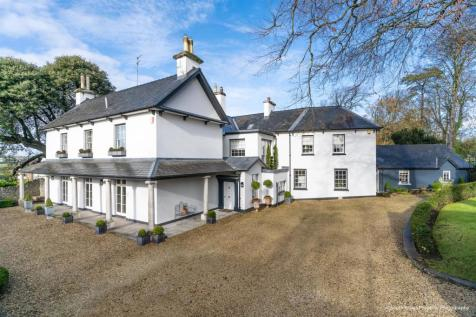 Bonvilston, Cardiff. 7 bedroom detached house for sale