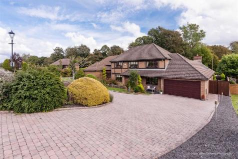St Annes Court, Talygarn. 5 bedroom detached house