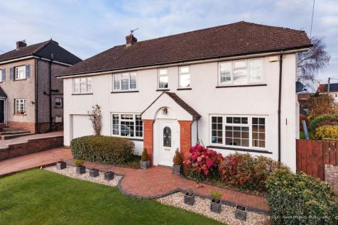 Llantrisant Road, Groesfaen. 4 bedroom detached house