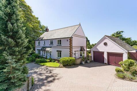 Duffryn Lane, St Nicholas. 4 bedroom detached house for sale