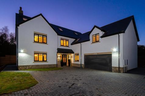 Bridge Road, Old St. Mellons, Cardiff. 5 bedroom detached house for sale