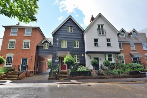 Colchester - Fenn Wright Signature. 4 bedroom town house