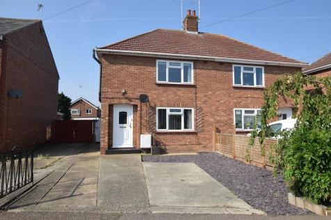 Causton Road, Colchester, CO1 1RT. 3 bedroom semi-detached house