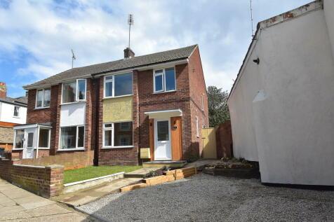 Cumberland Street, Ipswich, IP1 3PA property