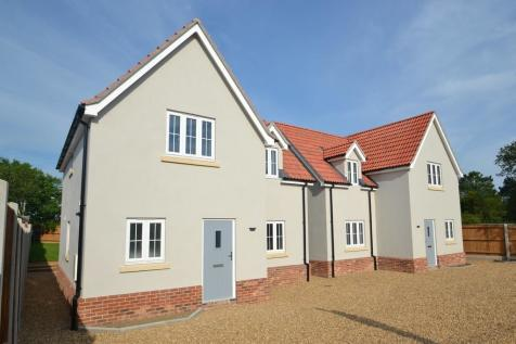 Old Norwich Road, Ipswich, IP1 6LQ. 3 bedroom detached house for sale