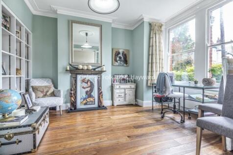 Brookfield Road London W4. 3 bedroom house