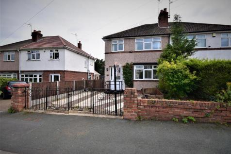 Westminster Drive, Wrexham. 3 bedroom semi-detached house for sale