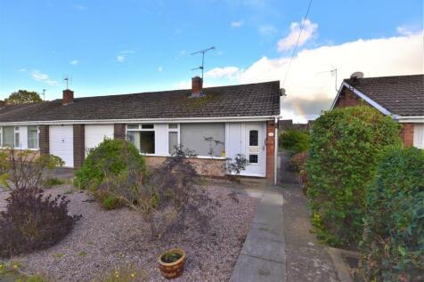 Ffordd Madoc, Wrexham. 3 bedroom semi-detached bungalow for sale