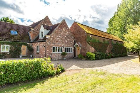 North Lane, Sykehouse, Doncaster, DN14. 5 bedroom detached house for sale