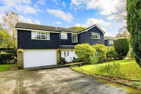 Meadow Park, Irwell Vale, Lancashire. 5 bedroom detached house for sale