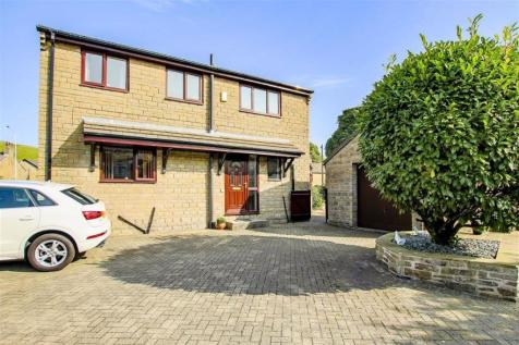 Church Court, Edenfield, Lancashire. 4 bedroom detached house for sale