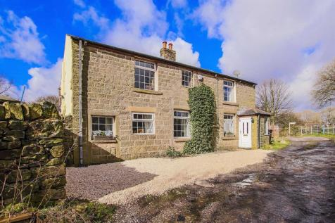 Church Road, Ramsbottom. 4 bedroom detached house for sale