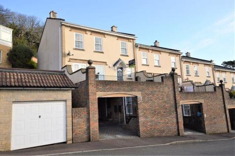 Trinity Road, Weston Hillside, Weston-super-Mare. 5 bedroom end of terrace house for sale