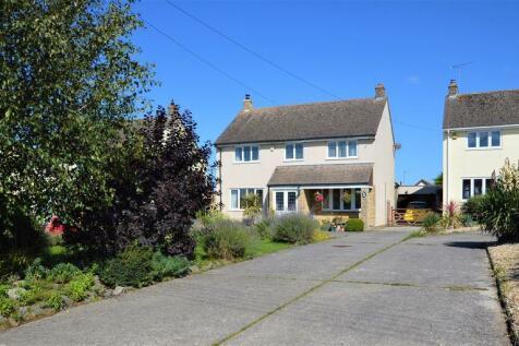 Bleadon Hill, North Somerset. 4 bedroom detached house