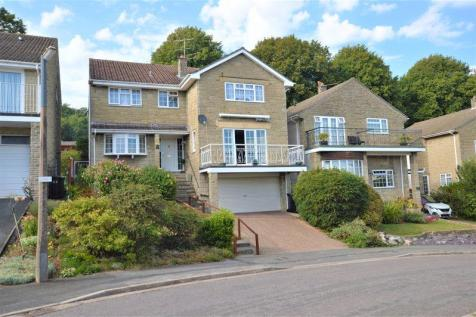 Manor Valley, Weston-super-Mare. 4 bedroom detached house for sale