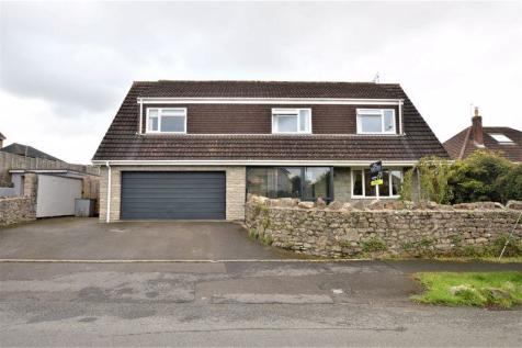 Moor Lane, Hutton, Weston-super-Mare. 4 bedroom detached house for sale