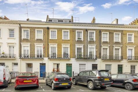 Tachbrook Street, Pimlico. 1 bedroom flat