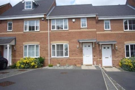 Gillquart Way, Coventry, West Midlands, CV1 2UE. 2 bedroom house