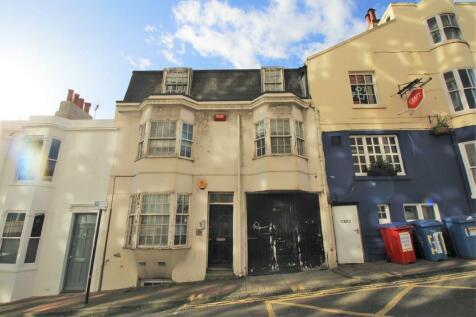 Regent Hill, Brighton, BN1 3ED. 5 bedroom town house for sale