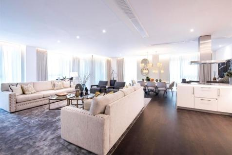 Thornes House, London, SW11. 3 bedroom apartment
