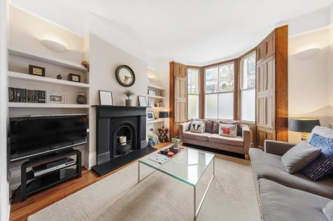 Chantrey Road, SW9. 4 bedroom house for sale