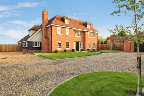 """Emblems Farm"" Mountnessing Lane, Doddinghurst, Brentwood. 6 bedroom house for sale"