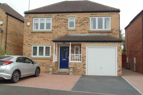 Wickham Way, Driffield, East Yorkshire, YO25 6UU. 4 bedroom detached house