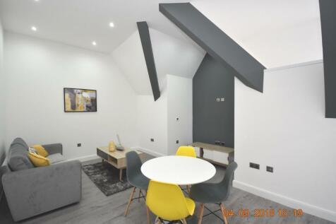 Queen Victoria Chambers, Peckover Street, Bradford, West Yorkshire, BD1. 2 bedroom flat