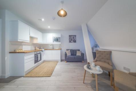 Godwin Street, Bradford, West Yorkshire, BD1. 1 bedroom apartment