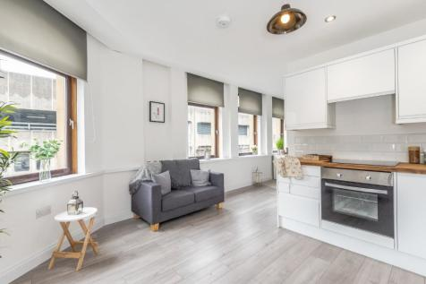Godwin Street, Bradford, West Yorkshire, BD1. 1 bedroom apartment for sale