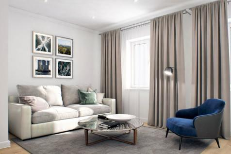 George Street, Bradford, West Yorkshire, BD1. 1 bedroom flat for sale