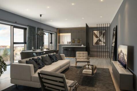 Ormskirk Road, Preston, Lancashire, PR1. 3 bedroom apartment for sale