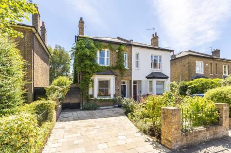The Grove, W5. 4 bedroom semi-detached house for sale