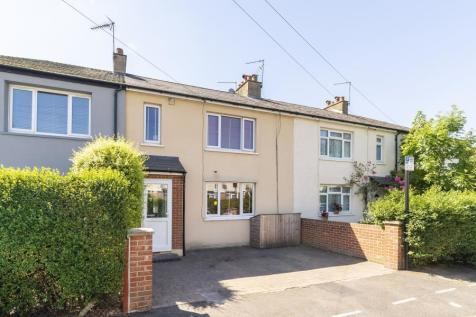 Willow Road, W5. 3 bedroom terraced house for sale