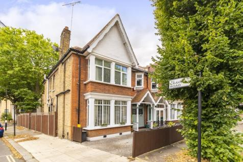 Craven Avenue, W5. 4 bedroom semi-detached house for sale